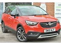 2019 Vauxhall CROSSLAND X Elite Nav SUV Petrol Manual