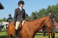 Youth show coat