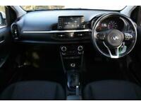 2018 Kia Picanto 1.25 3 5dr Auto Hatchback Petrol Automatic