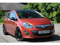 2013 VAUXHALL CORSA LIMITED EDITION HATCHBACK PETROL