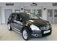 2009 09 NISSAN QASHQAI 2.0 SOUND AND STYLE DCI 5D 148 BHP DIESEL