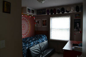 Student room for rent May 1 - Aug 31