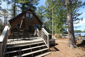 Lot 41 Harris Lake Cottage w/private beach