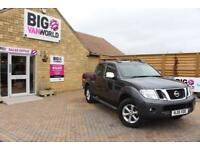 2015 NISSAN NAVARA DCI 190 TEKNA CONNECT 4X4 DOUBLE CAB AUTO PICK UP DIESEL