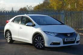 Honda Civic 1.6 I-Dtec ES-T 5dr DIESEL MANUAL 2013/13