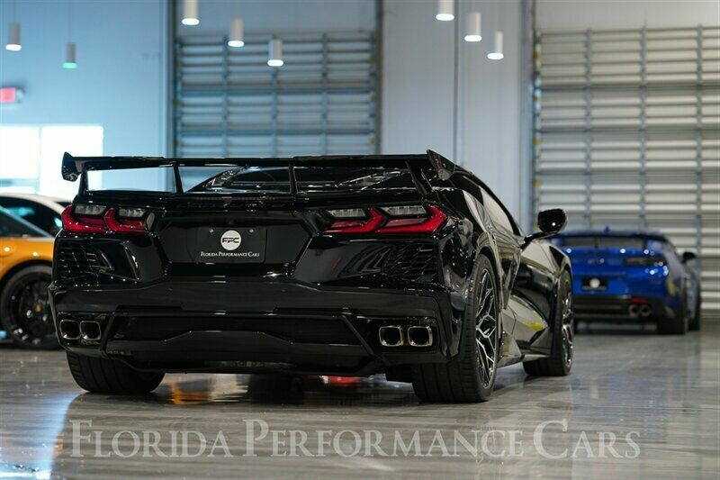 2020 Black Chevrolet Corvette   | C7 Corvette Photo 8