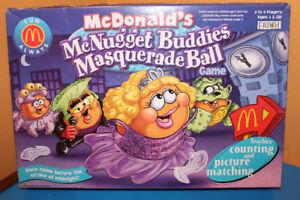 jeu de société des restaurants  Mcdonalds