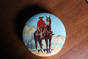Vintage THORNE'S TOFFEE World's Premier Royal Canadian Mounted P