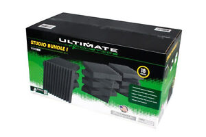 Ultimate Support UA-KIT-SB1 Wedge-Style Professional Studio Foam