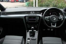 2016 Volkswagen Passat 2.0 TDI SCR 190 R-Line 4dr Saloon Diesel Manual