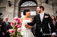 *** PHOTOGRAPHE ou DJ pour votre mariage à partir de 500 $ ***
