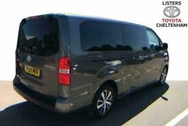 Toyota PROACE VERSO 2020 2.0D 180 VIP Long 5dr Auto People Carrier