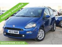 2013 FIAT PUNTO 1.2 EASY STOP/START VERY LOW MILEAGE + CHEAP INSURANCE TAX