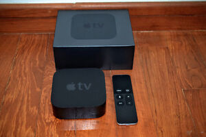 Apple TV 4 (model A1625) 32GB