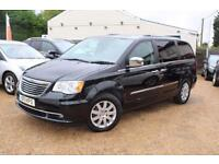 2011 11 CHRYSLER GRAND VOYAGER 2.8 CRD LIMITED 5D AUTO 161 BHP DIESEL