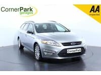 2013 FORD MONDEO ZETEC BUSINESS EDITION TDCI ESTATE DIESEL