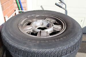 Colorado truck 2005 summer tires for sale
