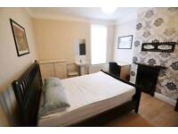 5/6 rooms available in shared house near city centre & university bills ootion
