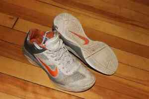 Nike Hyperfuse Size 10 - Indoor Gym Non-Marking