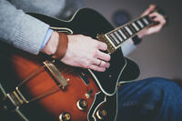 Guitar Lessons For Intermediate or Advanced Players