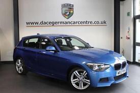 2012 12 BMW 1 SERIES 1.6 116I M SPORT 5DR 135 BHP