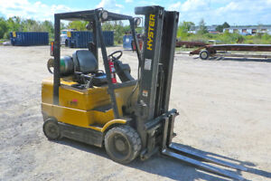 Forkllift to Sell: Hyster S50 XM - 5000 lbs Capacity