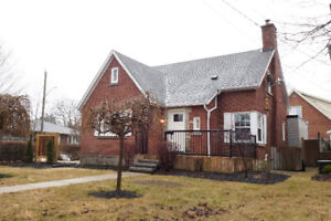 Uptown Waterloo house for rent