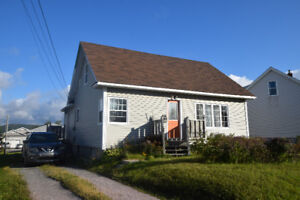 SOLD $199,000 27 Johnson Ave ,Corner Brook  (Remax Zena )