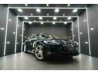 2014 Tesla Model S 85, Free Supercharging, Panoramic Sunroof Auto Saloon Electri