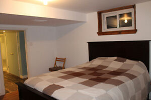 Large room with attached bathroom and shared living space Peterborough Peterborough Area image 6