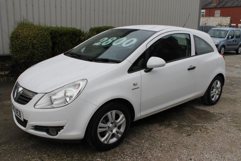 Vauxhall/Opel Corsa 1.2i 16v ( 85ps ) (