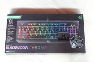 BRAND NEW Razer Blackwidow Chroma