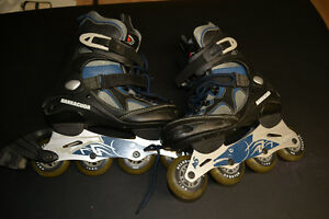 BARRACUDA Mens Rollerblades (size 7)