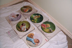 COLLECTOR PLATES SET