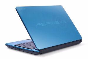 acer Aspire One Intel Atom 1.66ghz 1gbram 120hd Webcam Win7