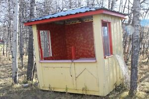Shed/Playhouse/Concession Building
