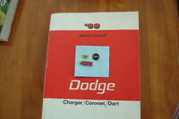 1968 DODGE CHARGER R/T Classic Pin Set