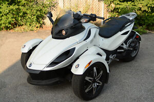 CANAM SPYDER RSS 990 Rotax ( reduced ! Must sell urgently )
