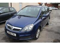 Best Seller Vauxhall Zafira 7 Seater 1.6I 16V CLUB
