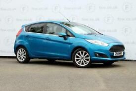 image for 2015 Ford Fiesta 1.0 EcoBoost Titanium 5dr Hatchback Petrol Manual