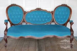 Reduced - Antique Double Ended Chaise Lounge Chermside Brisbane North East Preview