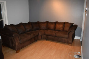 Sectional and Lounge chair