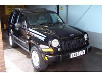 Jeep Cherokee 2.8 CRD auto Sport *** DIESEL *** AUTO *** DIESEL ***