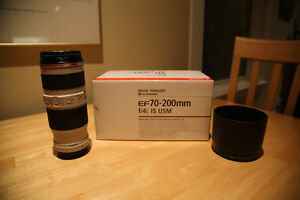 Canon 70-200mm f4 IS USM