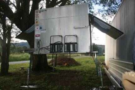 Slide-on Canopy