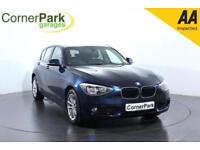 2014 BMW 1 SERIES 118D SE HATCHBACK DIESEL