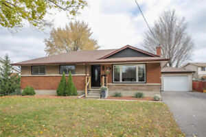 OPEN HOUSE TODAY 2-4PM: Newly Renovated St Catharines Bungalow