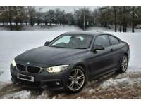 2015 BMW 4 Series 2.0 420D M SPORT 2d 188 BHP Coupe Diesel Manual