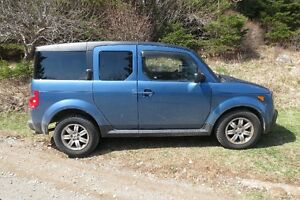 2008 Honda Element EX SUV, Crossover