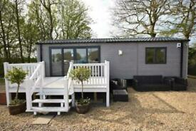 NEW Sunrise Lodges 'Garden Office'   30x12 with 2 large rooms & kitchen